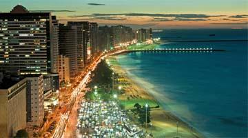 Corte de energia em hotel de Fortaleza